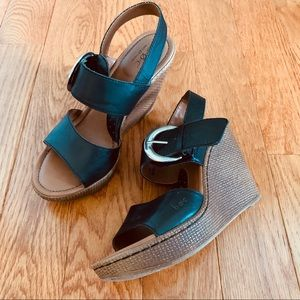 BOC Born Concept Wedge Sandal